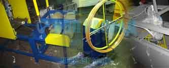 Линия, оборудование для производства композитной арматуры